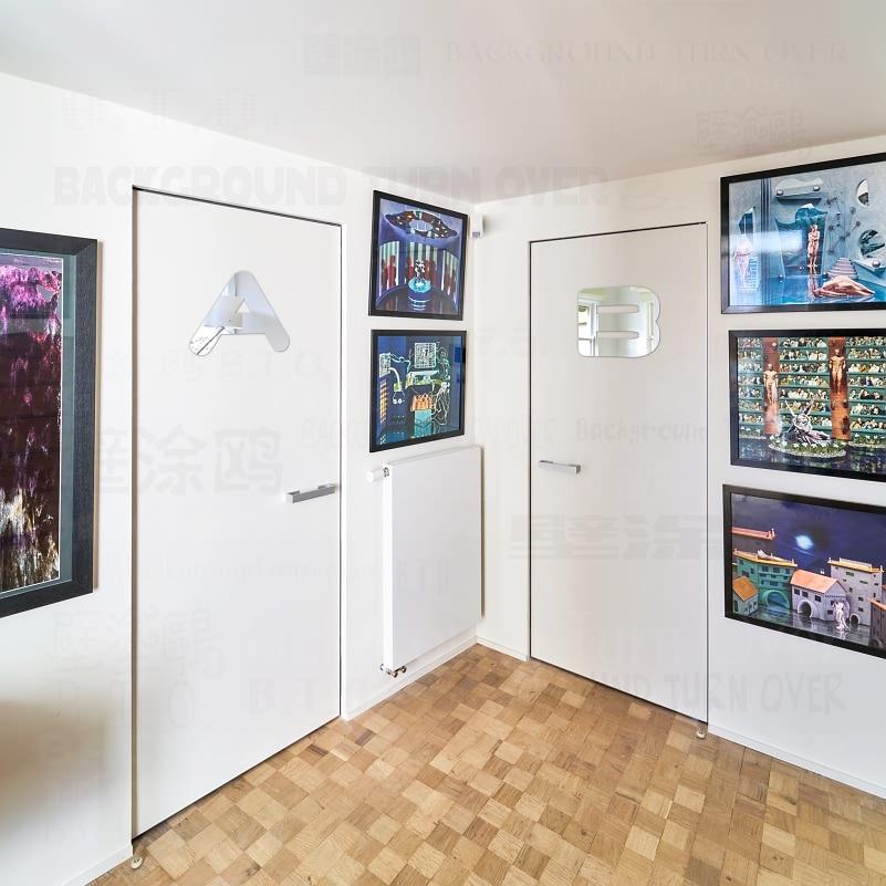 Elegante Letras de Inglés Cita Decorativa Espejo Pegatinas de Pared - Decoración del hogar - foto 4