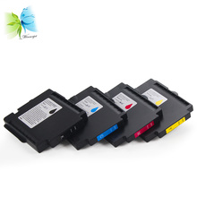 5 sets/lot disposable ink cartridge gc41 with sublimation compatible for ricoh SG3100 printer