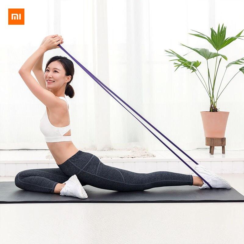 Image 3 - Xiaomi Mijia Qihao фитнес стрейч браслет в форме тела упражнения прочность натуральный латекс портативный подходит для спорта и фитнеса-in Умный пульт управления from Бытовая электроника