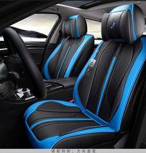 На свой вкус Автоаксессуары универсальный роскошные кожаные подушки сиденья автомобиля для Nissan Patrol Fuga Murano Quest Xtrail Cefiro NP300