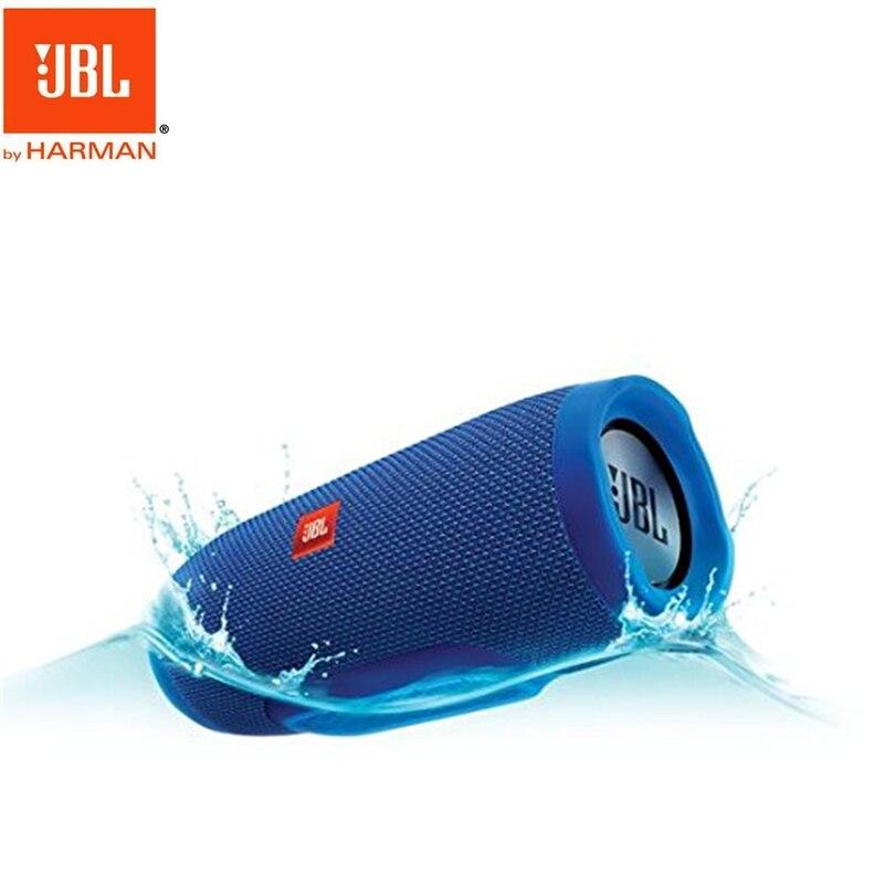 JBL Charge 3 haut-parleur Bluetooth étanche Portable sans fil Altavoz Bluetooth Caixa Som Jbl basse stéréo avec haut-parleurs de barre de son
