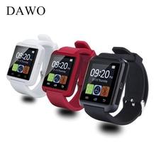 UWatch Smartwatch U8 Bluetooth Android Smart watch Sleep Reminder Fitness Tracker BT Camera for IOS iphone