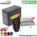 PIVOTE-RACING M10 * 1.5 5 Velocidad CNC Tocho De Aluminio PALANCA de cambios Palanca de Cambios Palanca de Cambios Palanca de cambios Para Acura TK-SK012 (M10 * 1.5)-FS