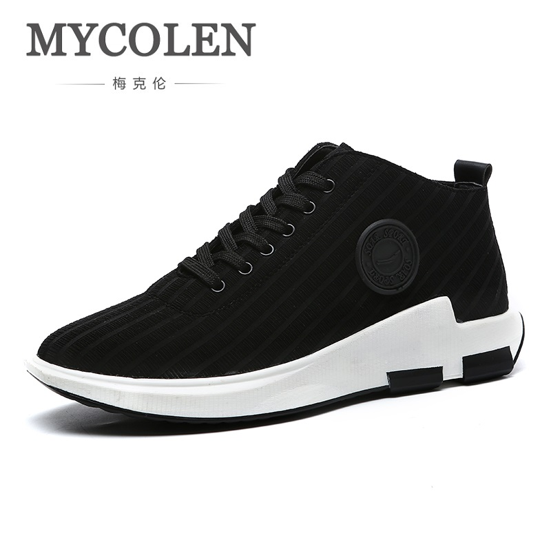 MYCOLEN New Summer Mens Causal Shoes Man Breathable Outdoor Mesh Shoes Lightweight Hard-Wearing Men Shoes Sapato-Masculino