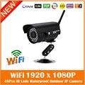 Hd bala câmera ip wi fi 2.0mp webcam motion detectar visão noturna de vigilância de segurança ao ar livre à prova d' água freeshipping hot