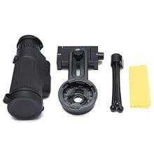 Discount! 12×50 Zoom Optical Monocular Telescope Camera Lens + Tripod For Samsung for iPhone Huawei Xiaomi Huawei Mobile Phones