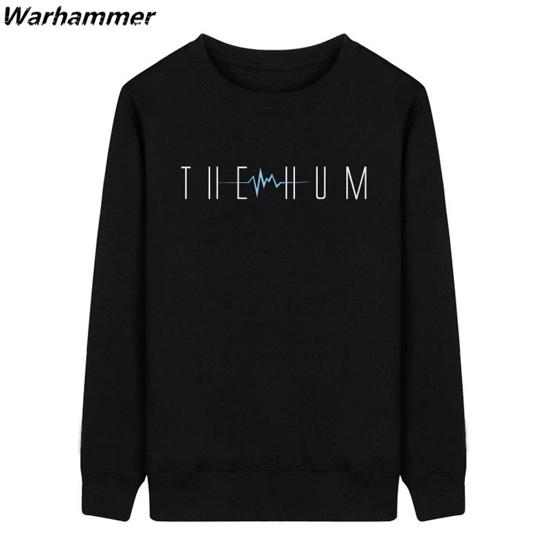 Men Hoodies The Hum Game Fans Must Have Autumn Fleece Loose Sweatshirts Printed O-neck 100%Cotton Lovers Colored Big Size Hoodie