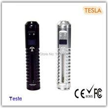 2ชิ้นเทสลาสมัยชุดvaporizerแรงดันไฟฟ้าตัวแปรvv vwบุหรี่อิเล็กทรอนิกส์vapeสมัยอีไอcigเทียบเทสลาแมงมุมsiderwinder