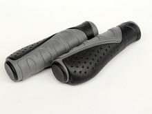 Anti-skid Bike Handle Grips Inner Dia 2.1cm 13cm Ergonomic Rubber Mountain Bike Handlebar Grips Bicycle Accessories