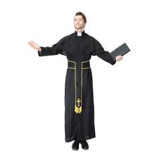 cosply jelmez pap papság nun húga Krisztus szerep szerepjáték játszik a vallás öltöny kendőt