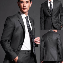Online Get Cheap Bespoke Charcoal Suit -Aliexpress.com | Alibaba Group