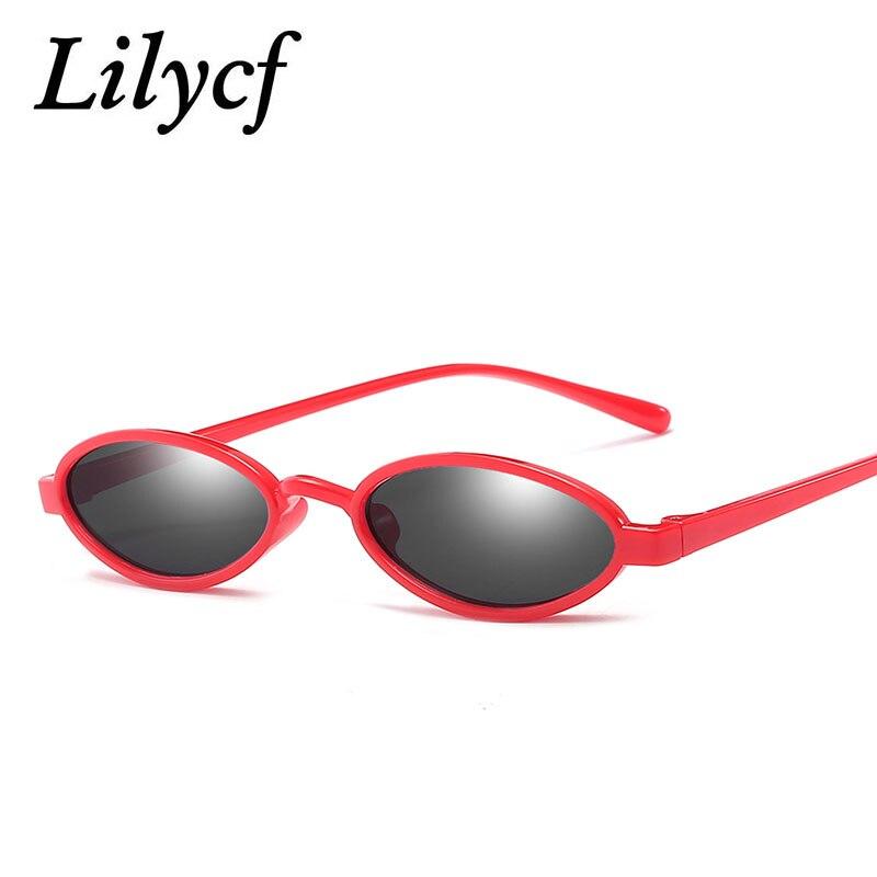 2019 New Oval Classic Sunglasses Fashion Popular Retro Men's Glasses Women's Brand Designer High Quality UV400 Sunglasses