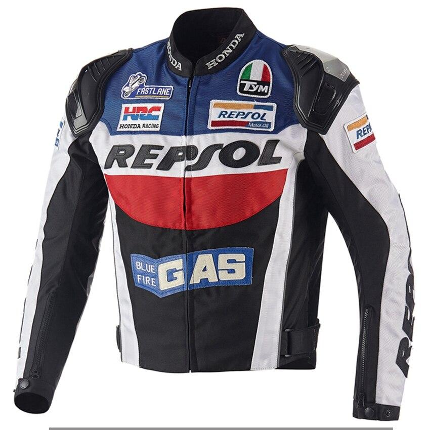 Envío gratis 1 unids Hombres Motocycle Riding Suit Oxford Protector - Accesorios y repuestos para motocicletas - foto 2