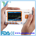 HEAL FORCE PRINCE 180B Handheld  ECG EKG  monitor Portable Heart Detector Monitor Software USB CE FDA  ,handheld ECG monitor
