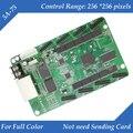 5А-75 Полноцветный СВЕТОДИОДНЫЙ Дисплей Диск Получения Карты Поддержка Гигабитный сетевой адаптер нет необходимости отправки карты