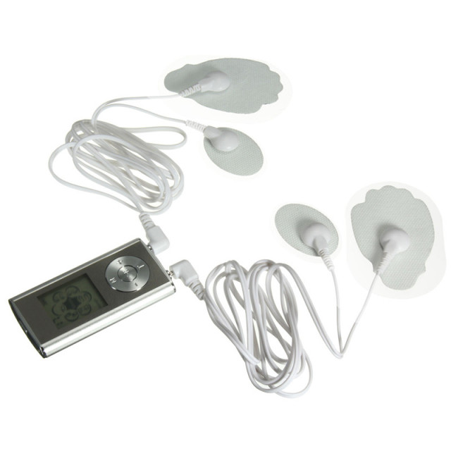 Mini Multifunctional Electronic Pulse Digital Acupuncture Massager Therapy Full Body Machine Health Care