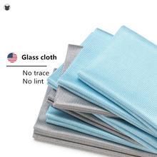 5 шт Высококачественная салфетка для бытовой уборки мягкое зеркало