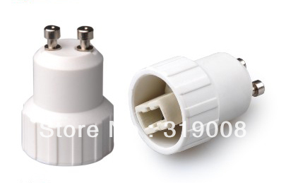 gu10 to g9 lamp socket adapter gu10 to g9 led bulbs base adapter 100pcs