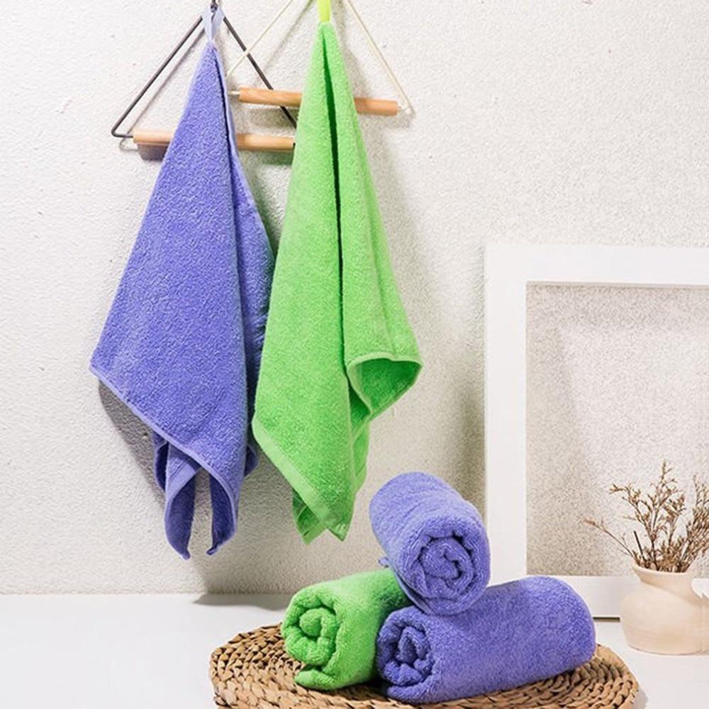 Comfortable Cotton Antibacterial Ultralight Compact Towel Camping Hiking Hand Face Towel Outdoor Travel Towel Set