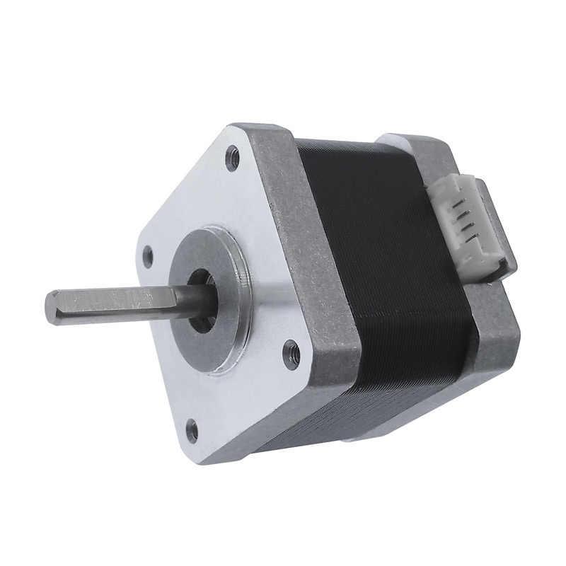 40 millimetri di Alta coppia motore passo-passo 42 del motore motore passo-passo Nema17 1.7A 0.45N.M 2 fasi per macchina 3D stampante