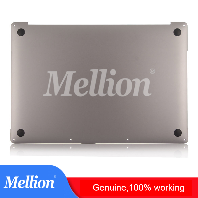 Genuine New Gray A1707 Laptop Bottom Case Battery Cover For MacBook Pro Retina 15 Inch Bottom Shell Replacement 2016 2017 Year