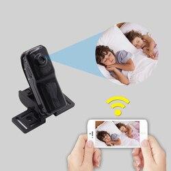 Alta Qualidade Mini md81s Câmera atualização md81 WIFI câmera DVR md80 câmera Remoto sem fio para monitorar as crianças para Windows 2000/xp