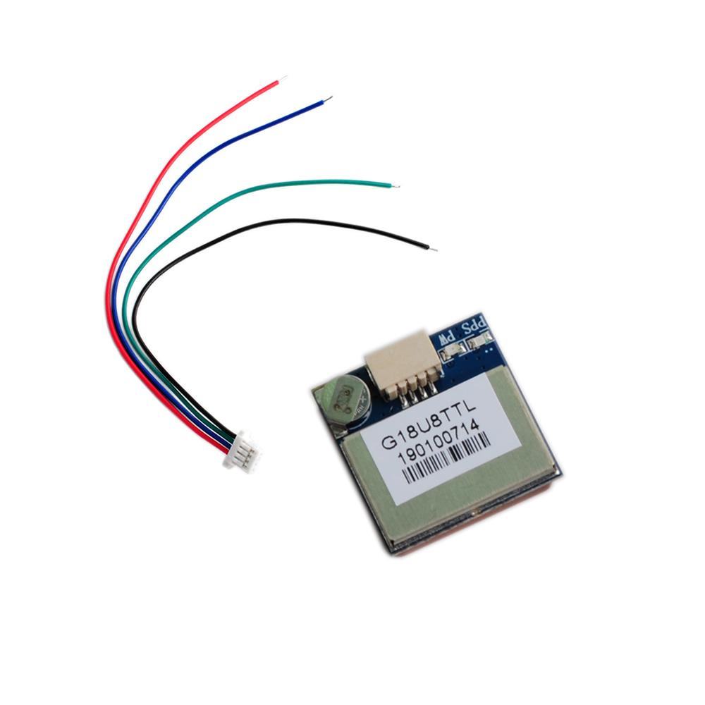 G18U8TTL GPS/GLONASS/BDS Navigation Module High Sensitivity Positioning Chip Microcomputer For Vehicle, PDA,ect. FZ3724