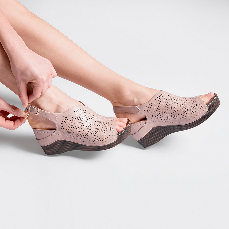 AIMEIGAO Summer Sandals for Women Open Toe Thick High Heels Shoes Comfort Sandals For WomenAIMEIGAO Summer Sandals for Women Open Toe Thick High Heels Shoes Comfort Sandals For Women