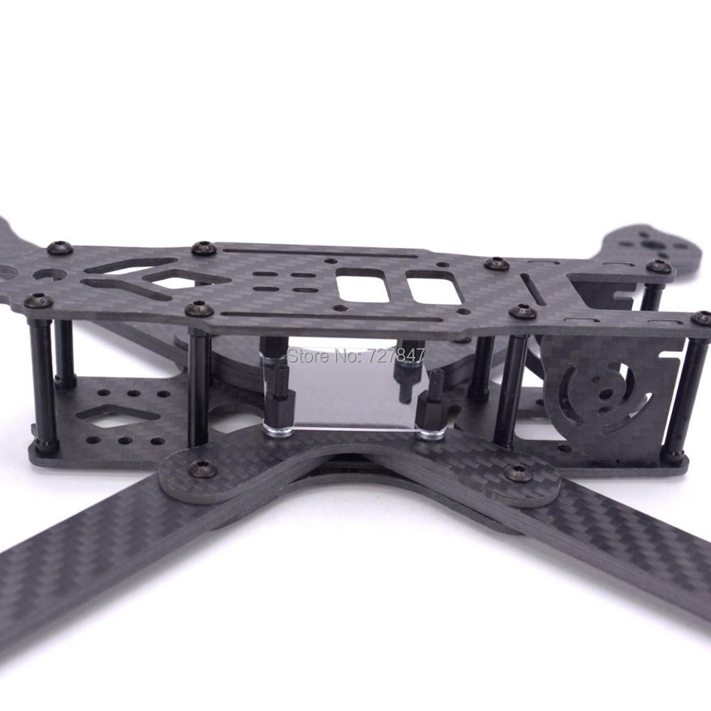 Image 4 - 3K Full Carbon Fiber True X XL5 V2 232mm / XL6 V2 283mm / XL7 V2 294mm / XL8 V2 360mm w/4mm arm Freestyle Frame for FPV Racing-in Parts & Accessories from Toys & Hobbies