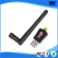High Speed  802.11n/b/g 300Mbps Wireless Wifi Adapter 2dB Antenna Lan Network Card Mini USB Wifi Receiver