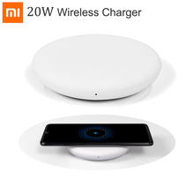 Original Xiaomi 20W Wireless Charger Fast Mobile Phone