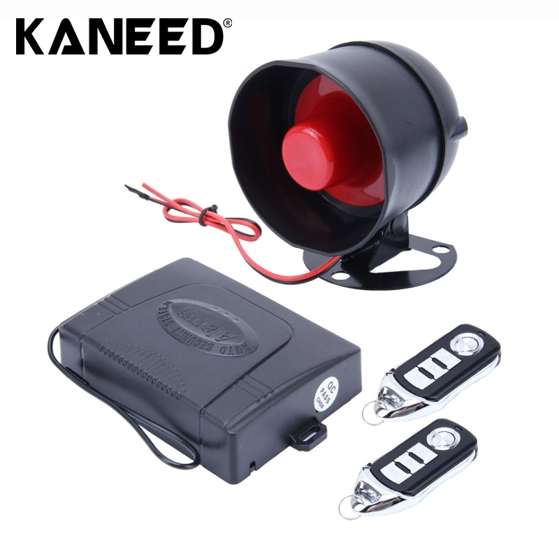 24V Truck Anti theft Intelligent System Voice Prompt Alarm Protection Security System
