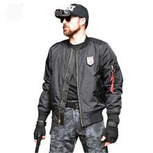 New trend Men slim warm Jackets winter brave soldier Army military black green Zipper pockets Patchwork Rib sleeve Cotton coats