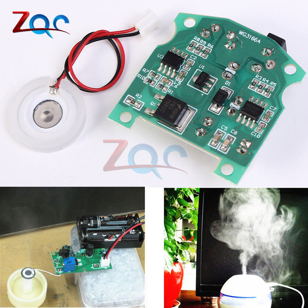 Buy 20mm 113khz Ultrasonic Humidifier Mist Maker Products Generators Generator Circuit Fancy