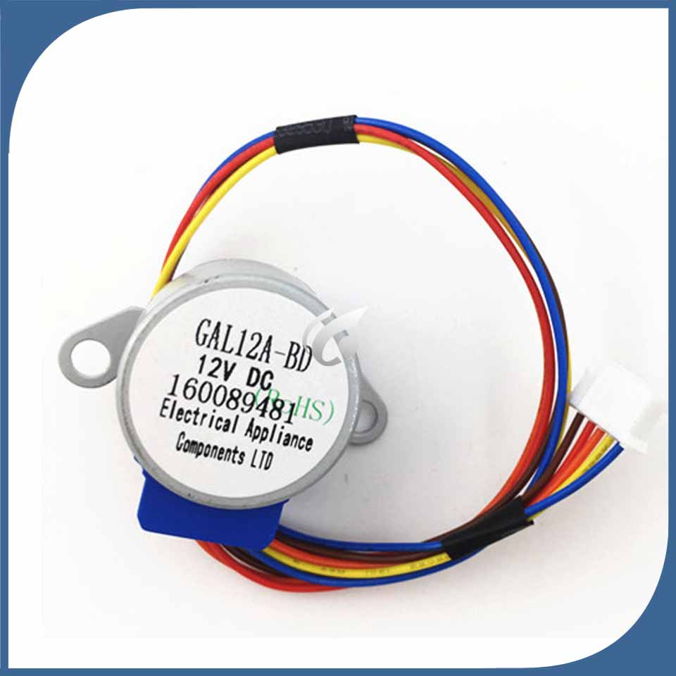 цена на new good working for Air conditioner control board motor 24BYJ48A GAL12A-BD Outboard motor 1pcs