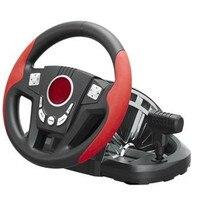 Подлинная BTP 3189 2 вибрации компьютер моделирование вождения автомобиля/школьный автомобиль Игры Руль нужно для скорость PC 300