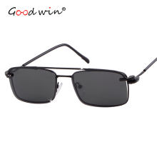 Good Win New 2019 Sunglasses Men Luxury Brand Designer Square Light