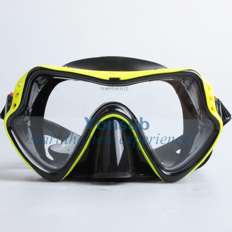 Fashional Hight Quality Scuba Diving Snorkel Silikone Mask YM281