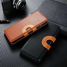 Carcasa 1+7 1+7Pro Coque Couples Simple Fashion Flip Wallet Leather Fund Case For Oneplus 1+7 Pro Etui Casing Card Cover Housing