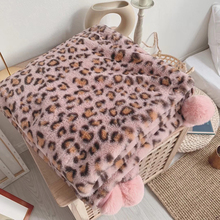 Buy Leopard Print Blanket And Get Free Shipping On Aliexpress Com