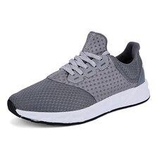 Breathable Men Trainers Casual Shoes 2016 Summer Air Mesh Sport Men Shoes Zapatillas Deportivas Hombre Size 39-44 Sapatilha