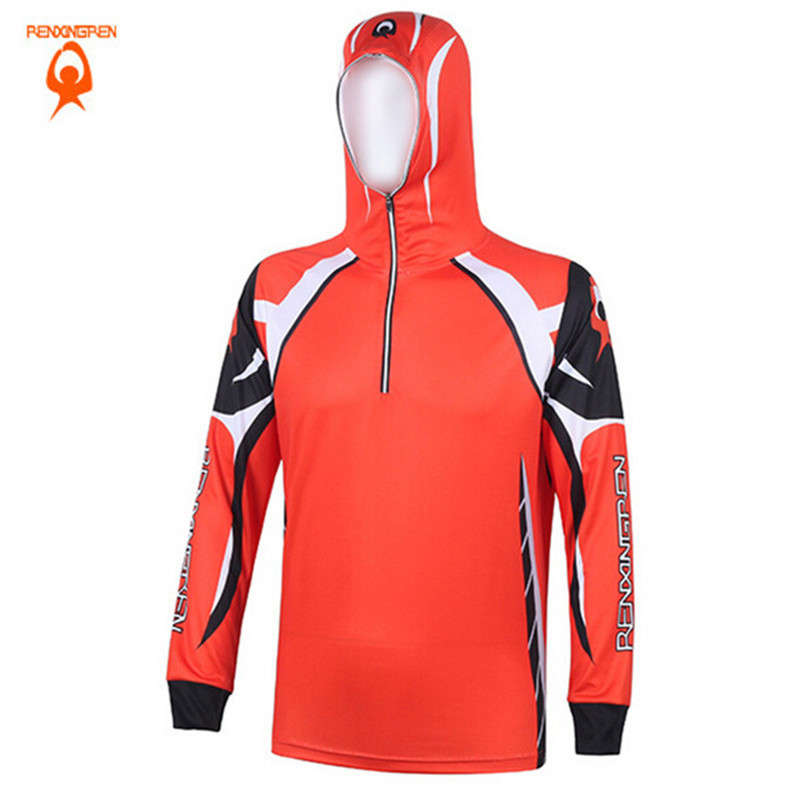 2016 Men font b Hiking b font Anti UV Breathable Quick drying outdoor Professional Clothes Fishing