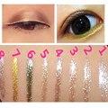 1 PCS Frete Grátis Mulheres Brilhante de Longa Duração Eye Liner Maquiagens À Prova D' Água Delineador Líquido Beleza Ferramenta de Cosméticos Presente Para As Meninas