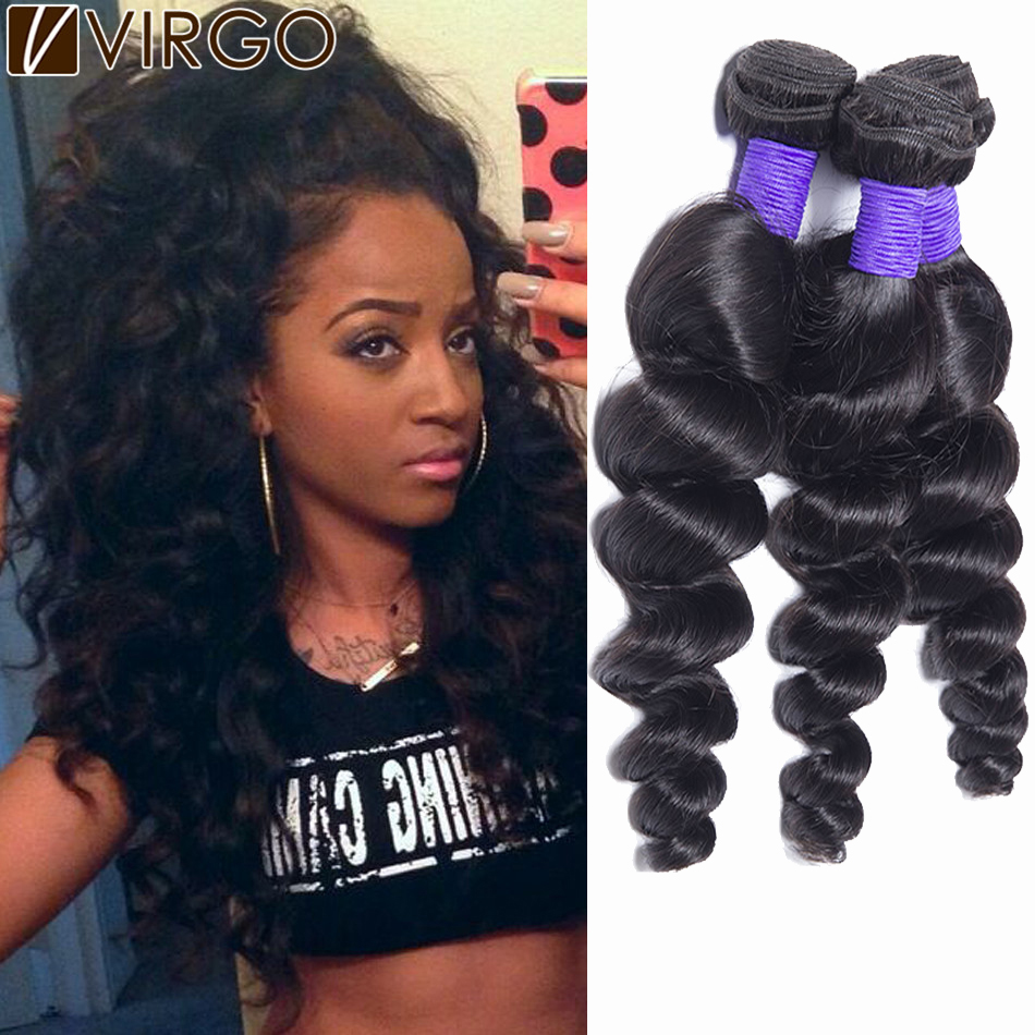 Aliexpress buy malaysian virgin hair loose wave 4 pcs virgo aliexpress buy malaysian virgin hair loose wave 4 pcs virgo hair company malaysian loose wave hair weave bundles malaysian loose curly hair from pmusecretfo Image collections