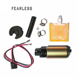 Image 1 - 12V Fuel Pump 125Lph For Ford Mitsubishi 3000GT i MiEV L200 Diamante Eclipse ASX Galant Lancer RVR Raider Fuel Pump TP 213c