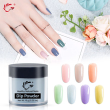 Acrylic-Powder Led-Lamp Soak-Off Sweet 10g for Natural-Dry Easy Without UV Candy-Color