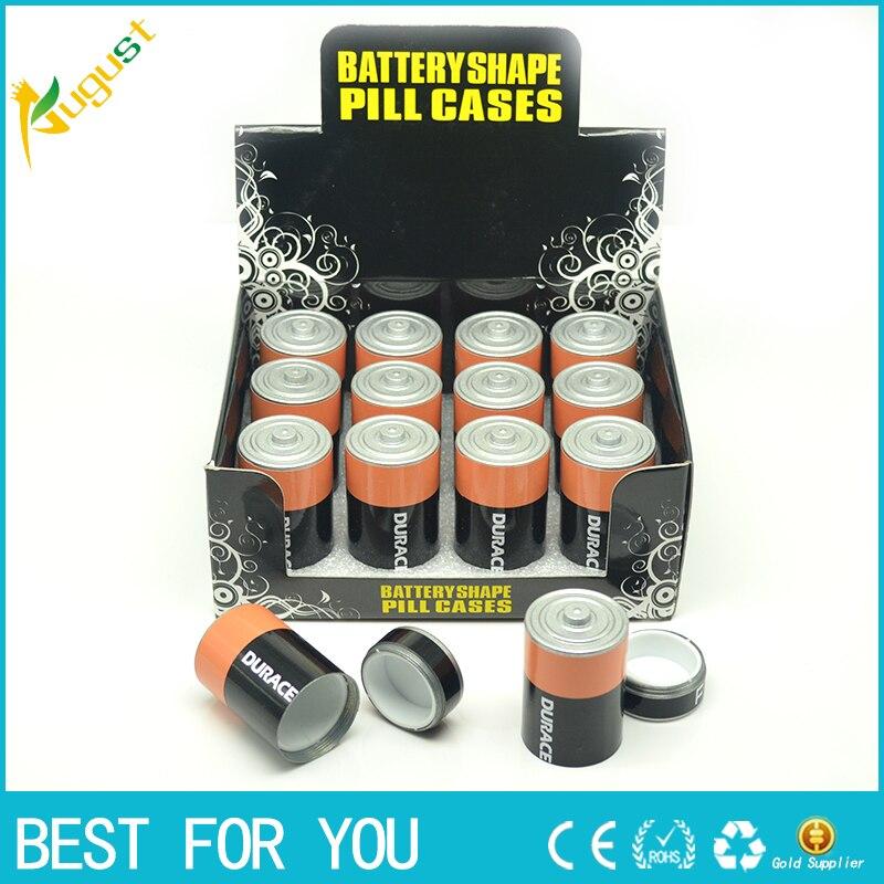 1 шт. Diversion безопасный тайник Pill Box батарея секрет Скрытая Деньги контейнер для монет Чехол как подарок для мужчин коробка для хранения
