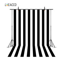 Laeacco White Black Blue Zebra Color Stripes Scene Photography Backgrounds Customize Size Backdrops For Photo Studio