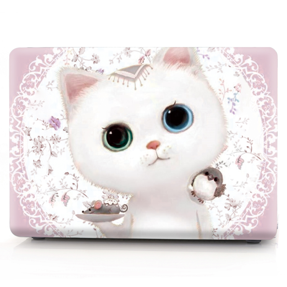 Animal Retina Shell Case for MacBook 43
