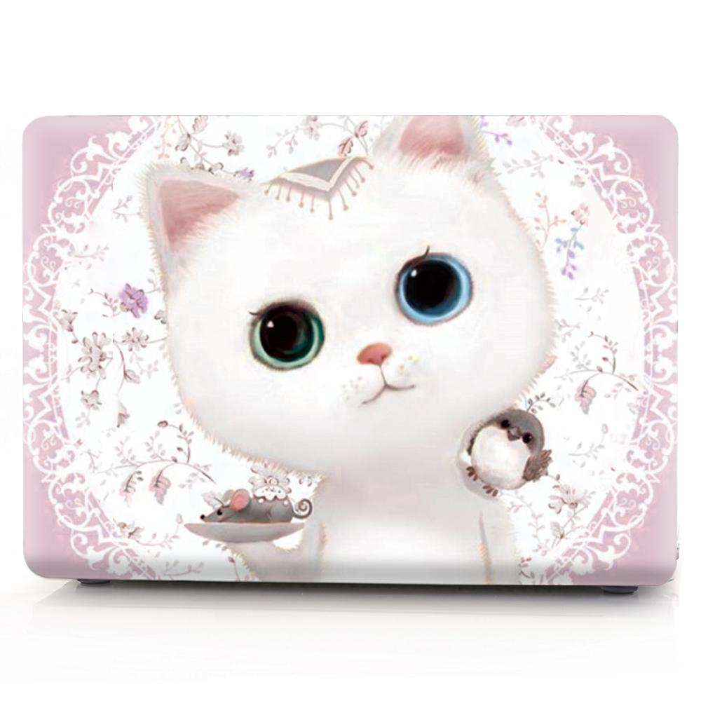 Animal Retina Shell Case for MacBook 43